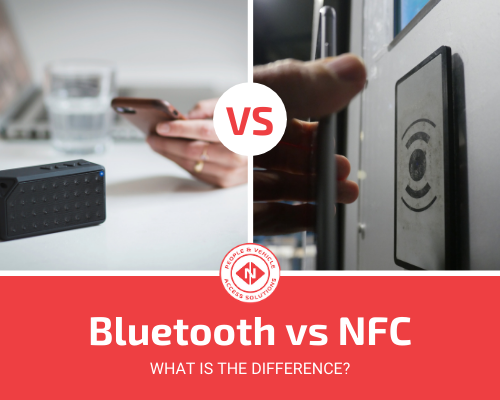 Bluetooth vs NFC