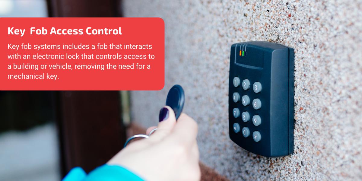 Key Fob Access Control Definition