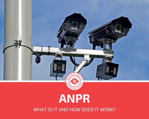 What is ANPR